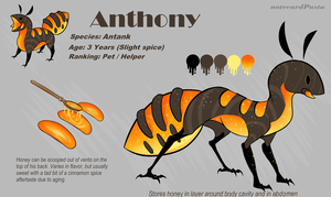Anthony by notecardPasta
