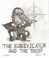 The Equivocator and the Thief by zxcvsaw