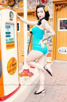 PIN UP GARAGE by HellCath
