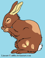 FREE Bunny Adopt drawing!! ENDED by Snowflame132
