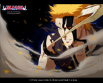 Bleach 675 - Ichigo by IITheLuciferII
