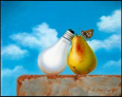 Unusual Pair by LindaRHerzog