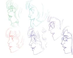 some profiles by Aymeysa