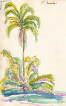 Date Palm by SophieNeville