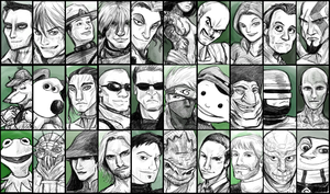 30 Character Challenge round2 by jameson9101322