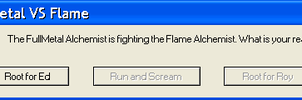 FM vs Flame Error Message 1 by EdwardElric-Chan