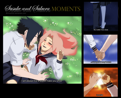 SasuSaku MOMENTS 2 by annria2002
