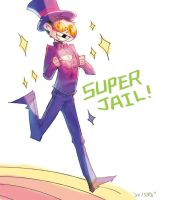SUPERJAIL by cappuccino9018
