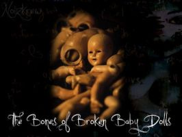 The Bones Of Broken Dolls by noizkrew