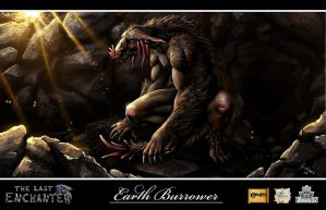 TLE_Earth Burrower by Luaprata91