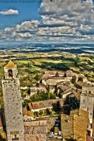 Tuscany. HDR by ValentinaF