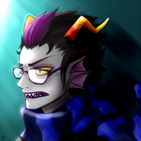Eridan - head shot by shemara