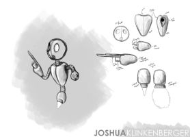 Robot by Klinkenberger