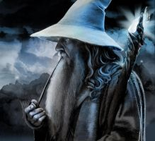 Gandalf the Grey by Kitao-chan