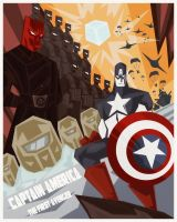 Captain America 2011 by Tigerhawk01