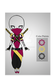 (CLOSED) Auction - Warrior Outfit by CherrysDesigns