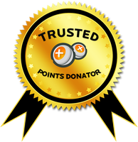 Trusted Points Donator Badge by ETSChannel