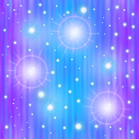 Blue and Purple Shiny Background by MikariStar