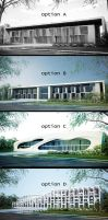 Lab building proposal by kasrawy