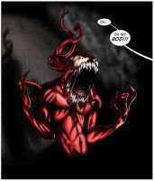 Carnage Colours2 by ParisAlleyne