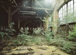 Lost train depo | Green riot by soho42