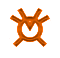 Orange Lantern Logo by KalEl7