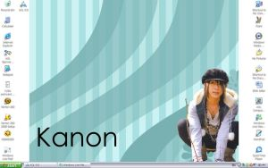Kanon- desktop by doodlerwoo