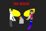 The Rescue Adventure Title Card by Eli-J-Brony