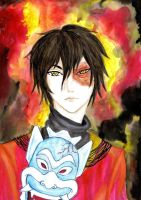 Prince Zuko by TheFatalImpact