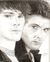 Supernatural by Taiel