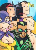 The Pro AE sketch card 2 by KidNotorious