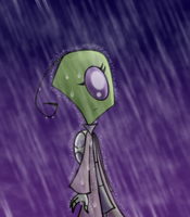 Caught In The Storm by SilentRisingSun