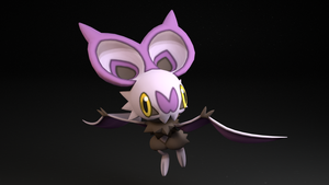 #714. Noibat by TheAdorableOshawott