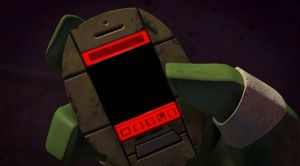 Raph's Phone Caller I. D. (Base) by TheArtisticGoddess