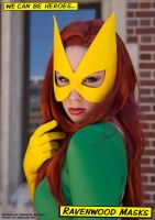 Marvel Girl cosplay by Alyssa-Ravenwood