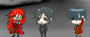 Shimejis for Mac: Black Butler by MizzMAB
