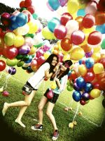 Balloons. by tabeck