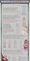 SF - Female Body tutorial 1 by StormFedeR