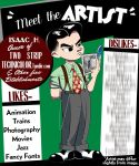 Meet The Artist by TwoStripTechnicolor