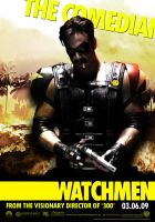 Watchmen The Comedian Poster by Alecx8