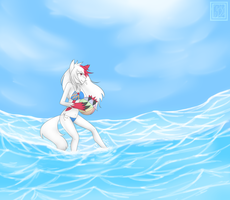 Ocean by Pappins