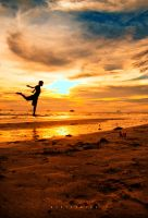 Reach The Sunset by aNdikapatRya