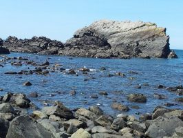 Hartland Quay Outing 05 by Shadow-StrikeRaven