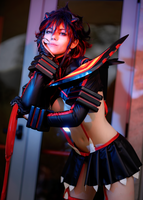 Ryuko Matoi 2nd shot by Sandman-AC