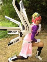 tekken: alisa bosconovitch_2 by Luckychannel