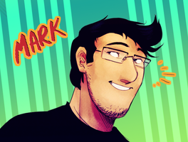 Markiparkiplier by Hennei