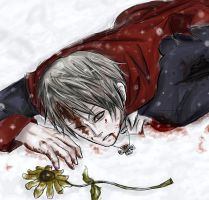 Fall of Prussia by one-who-draws