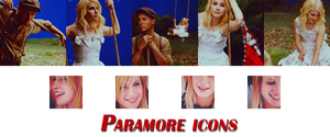 Paramore icons by Tarja2