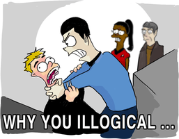 Why-you-illogical by yellowsprout