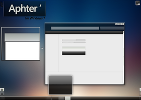 Aphter' for Windows 7 -WIP2 by vi20RickrMetal12us